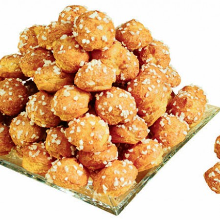CHOUQUETTES SUCREES