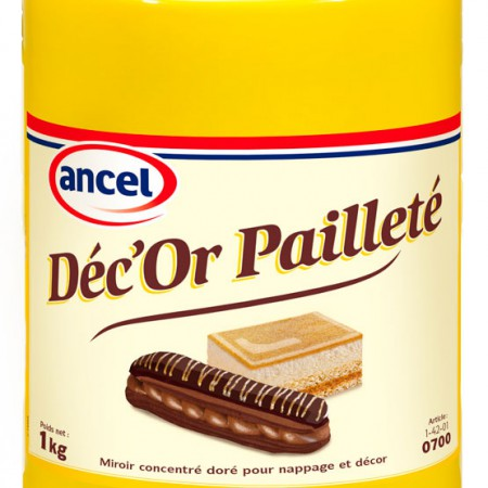 DEC'OR PAILLETE POUR DECOR /NAPPAGE ANCEL