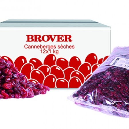 CRANBERRIES SECHEES BROVER