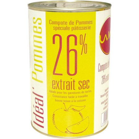 COMPOTE 26% IDEAL