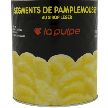 SEGMENTS PAMPLEMOUSSES AMBRO FOODS