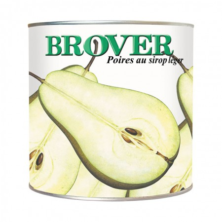 POIRES BROVER 3/1 BROUSSE