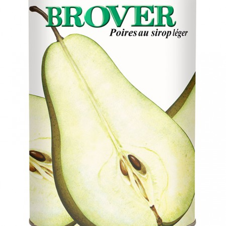 POIRES BROVER 5/1 BROUSSE