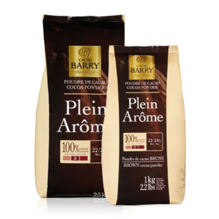 CACAO POUDRE PLEIN AROME 2.5KG BARRY