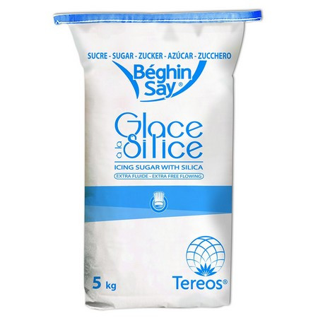 SUCRE GLACE SILICE TEREOS